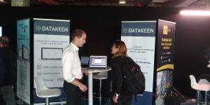 Datakeen exhibits at AI Paris